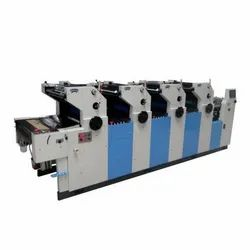 4 Color Offset Printing Machine