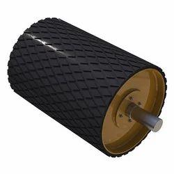 Cast Iron 3 Ton Conveyor Pulleys, Multi-Groove