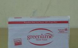 Green Lime Tissue Paper