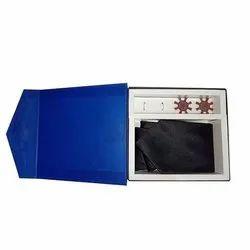 Blue Cuffling Box
