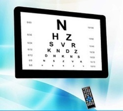 LCD & LED Vision Testing System