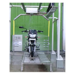 Two Wheeler Washing Equipment