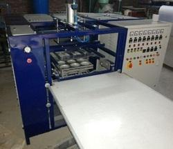 Electric Thermocol Bowl Making Machine