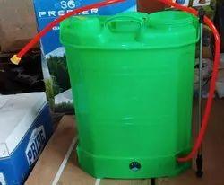 Battery Operative Sanitizing Disinfected Sprayer Machine, 16 Litre