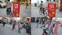 5 Days Cycle Advertising Services, In Delhi Ncr, For Brand Promotion