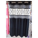 Fancy Black Curtains