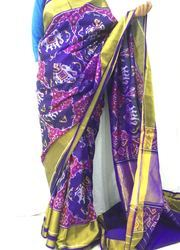 Rajkot Handloom Silk Patola Saree