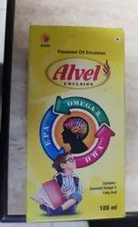 Alvel Emulsion Syrup