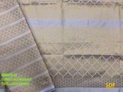 Dyeable Saree Pallu and Lace