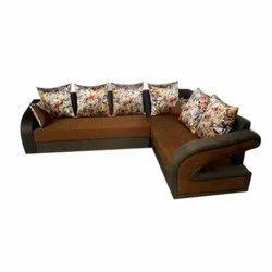 Brown Stylish Sofa Set