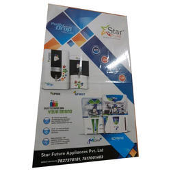 Printed Promotional Vinyl Stickers, Shape: Rectangle
