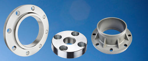 Flanges - Flanged Fitting Exporter from Mumbai