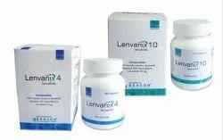 Lenvatinib Lenvanix 4mg/ 10 mg Tablet