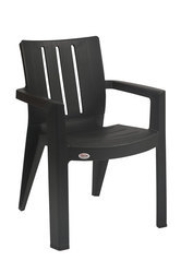 Supreme Kent Black Premium Chairs With Arm