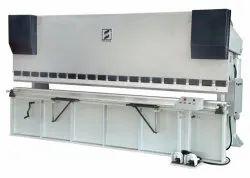 Non-CNC Hydraulic Press Brake, Cutting Load: up to 400Ton, Automation Grade: Semi-Automatic