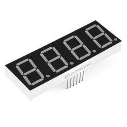 0.56 Inch 4 Digit 7 Segment LED Display