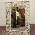 Heritage Wooden Carved Mirror Frame