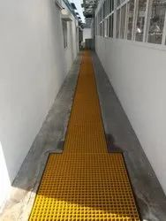 Floor Fiber Glass Grating