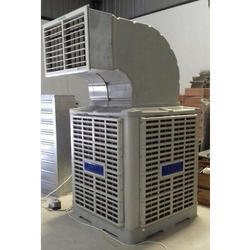 Mild Steel Evaporator Industrial Air Cooler, Size: Large
