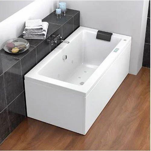 jaquar pmma fonte bath tubs, bharmal sanitary centre | id: 17865839230