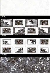 536 (L, H, HA) Hexa Ceramic Tiles Glossy  Series