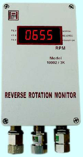 Reverse Rotation Indicator 10002 Model - Precision Instruments