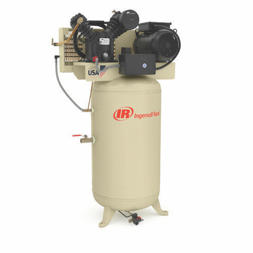 Two-Stage Electric-Driven Air Compressor, IR Air Compressor