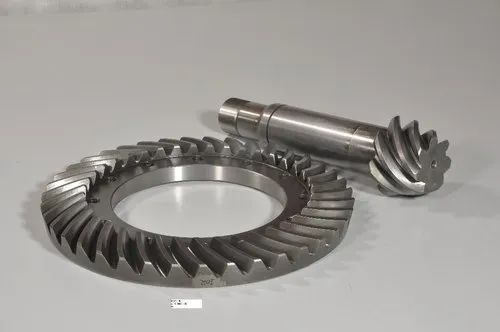 Ring Gear Pinion Assembly | Anukaran Industrial Spares Manufacturing