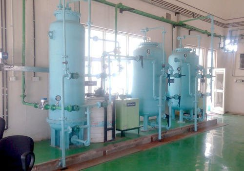 Water Softening Systems