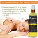 Aromatherapy Massage Oil Private Labeling Service