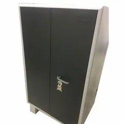 Yogesh Single Door Storewell steel locker cupboard small, for Office