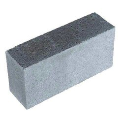 Rectangular Blocks Light Weight Concrete Block, Size: 24In. x 8In x 4iIn for Side Walls, Partition Walls