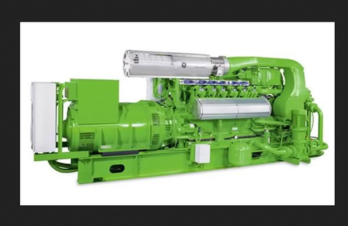 Jenbacher Gas engines - GEs Jenbacher Type 4 Engine Service