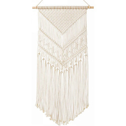 Macrame Wall Hangings, Plant Hangers, Lighting