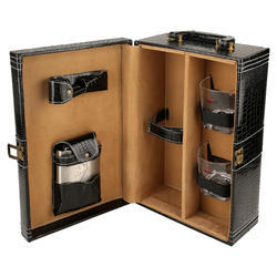Black Croco - 02 Travel Bar Set