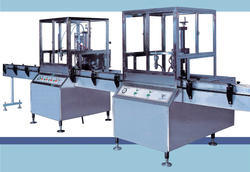 Automatic Spray Bottling Assembly Line