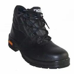 Tiger Leopard Steel Toe Safety Shoes