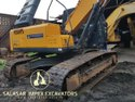 Used Hyundai 215 LC-7 2015 Excavators