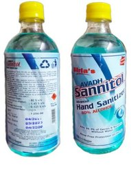 Sanitol 1ltr. Sanitizer