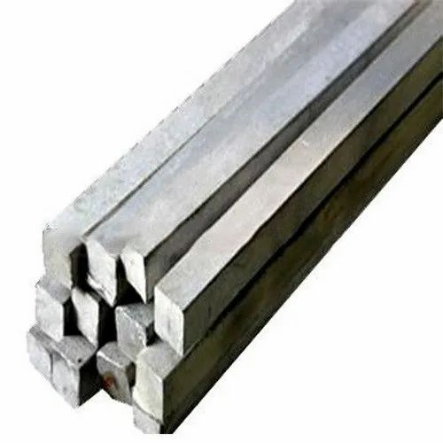 Aluminium 6082 T6 Square Bar