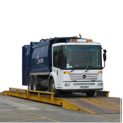 Manufacturing Industry Weighbridge