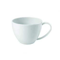 Polycarbonate White Cup