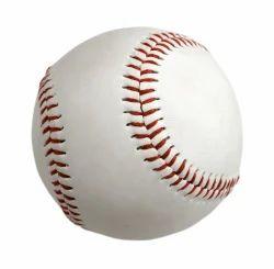 Baseball 12 No. White