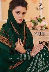 Sajawat Creation Sarthi Vol-9 Readymade Salwar Kameez Catalog Collection