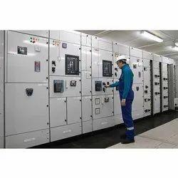 440V Siemens Switchgear, Breaking Capacity: 15KV