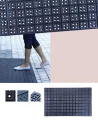 Multipurpose Anti-Slip Boxy Floor Mats