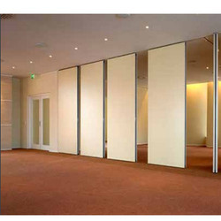 Movable Wall Partition Door