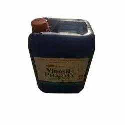 5 Liter Virosil Pharma Laboratory Chemicals, Packaging Type: Cane