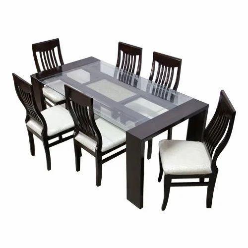 Designer Dining Table Set At Rs 30000, Design Dining Room Table Set