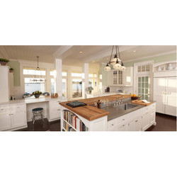 Kube WPC Island Kitchen, Warranty: 1-5 Years